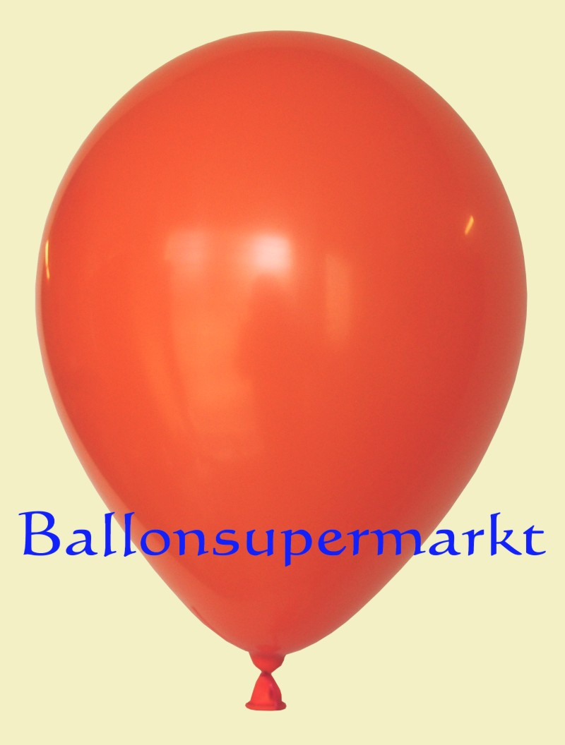 Non returnable helium balloons kit balloons in orange roundballoons 30 pieces lu hs ss