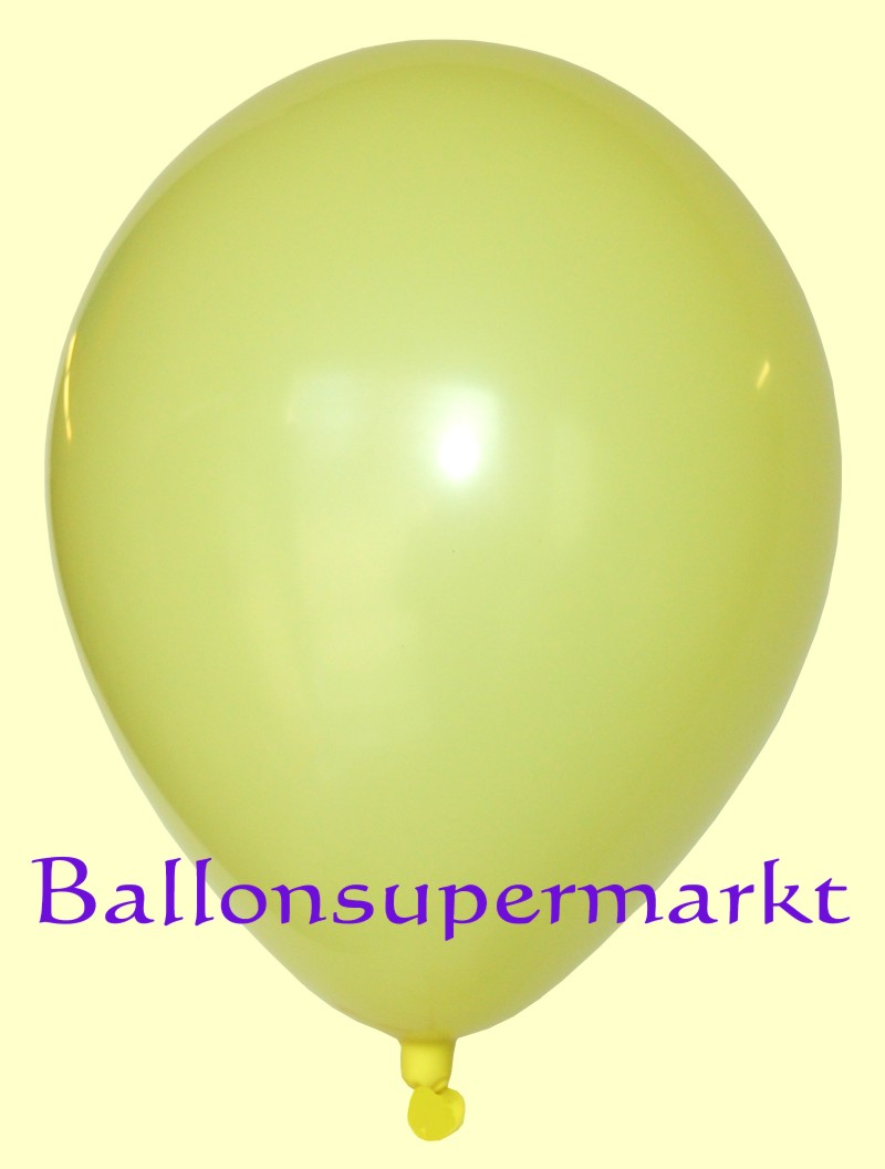 Non returnable helium balloons kit balloons in lemon yellow roundballoons 30 pieces lu hs ss