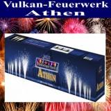 Feuerwerk Athen, 3er Vulkan-Verbundfeuerwerk