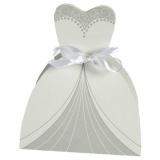 Gastgeschenkbox zur Hochzeitsdekoration, Braut