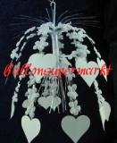 Hochzeit-Deko-Hänger Hanging Cascade