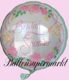 Hochzeits-Luftballon mit Helium, Bridal Shower, Hochzeitsglückwünsche und Hochzeitsgeschenk