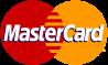 Zahlen Sie bequem mit einer Kreditkarte: MasterCard